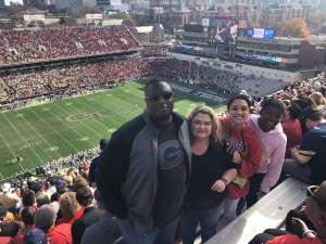 Jason attended Georgia Tech vs. Georgia - NCAA Football on Nov 30th 2019 via VetTix