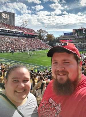 Rick attended Georgia Tech vs. Georgia - NCAA Football on Nov 30th 2019 via VetTix