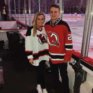 Leonard attended New Jersey Devils vs. Chicago Blackhawks - NHL on Dec 6th 2019 via VetTix