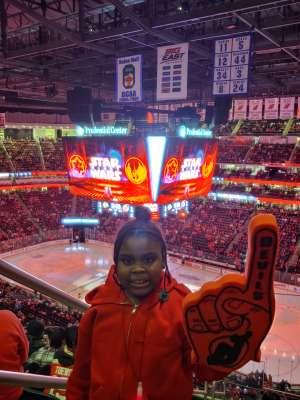 Shelvy attended New Jersey Devils vs. Chicago Blackhawks - NHL on Dec 6th 2019 via VetTix