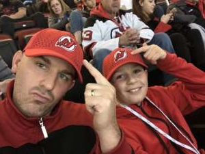Christopher attended New Jersey Devils vs. Chicago Blackhawks - NHL on Dec 6th 2019 via VetTix