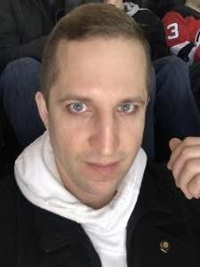 Jeremy B. attended New Jersey Devils vs. Chicago Blackhawks - NHL on Dec 6th 2019 via VetTix