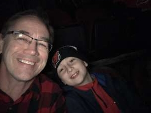 David attended New Jersey Devils vs. Chicago Blackhawks - NHL on Dec 6th 2019 via VetTix