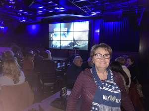 Sandra attended House of Comedy - Thursday 7: 30 PM - 16+ on Dec 5th 2019 via VetTix