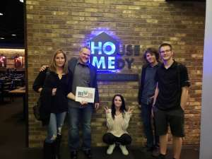 Ward attended House of Comedy - Thursday 7: 30 PM - 16+ on Dec 5th 2019 via VetTix