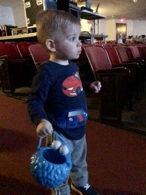 Stephan Epperly attended Sesame Street Live! Let's Party! on Feb 25th 2020 via VetTix