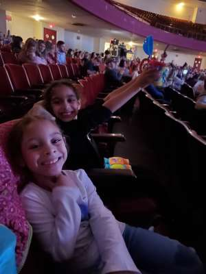 Jason attended Sesame Street Live! Let's Party! on Feb 25th 2020 via VetTix