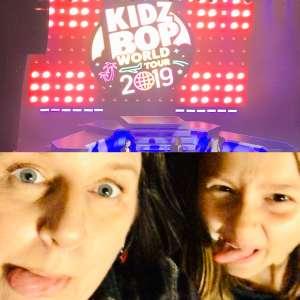 K.W. attended Kidz Bop World Tour 2019 on Nov 23rd 2019 via VetTix