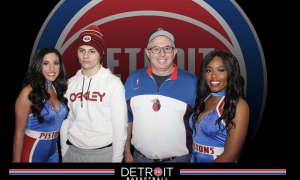 Geffrey attended Detroit Pistons vs. Chicago Bulls - NBA on Jan 11th 2020 via VetTix