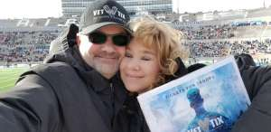 John attended Air Force Academy Falcons vs. University of Wyoming Cowboys - NCAA Football on Nov 30th 2019 via VetTix