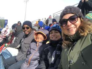 Mike and Fam attended Air Force Academy Falcons vs. University of Wyoming Cowboys - NCAA Football on Nov 30th 2019 via VetTix