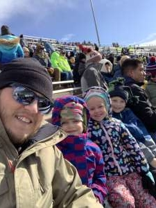 Jeff attended Air Force Academy Falcons vs. University of Wyoming Cowboys - NCAA Football on Nov 30th 2019 via VetTix