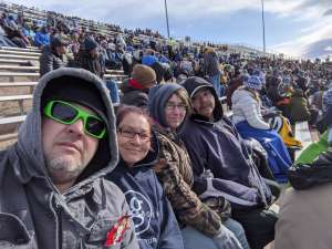 adam attended Air Force Academy Falcons vs. University of Wyoming Cowboys - NCAA Football on Nov 30th 2019 via VetTix