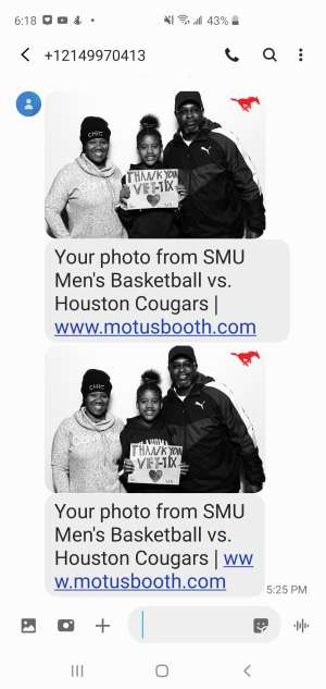 Click To Read More Feedback from Southern Methodist University Mustangs vs. Houston - NCAA Men's Basketball