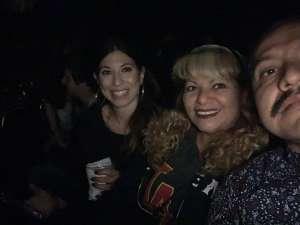 jose attended The Chainsmokers/5 Seconds of Summer/lennon Stella: World War Joy Tour on Nov 26th 2019 via VetTix