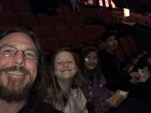 Doc attended The Chainsmokers/5 Seconds of Summer/lennon Stella: World War Joy Tour on Nov 26th 2019 via VetTix