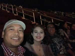 Michael attended The Chainsmokers/5 Seconds of Summer/lennon Stella: World War Joy Tour on Nov 26th 2019 via VetTix