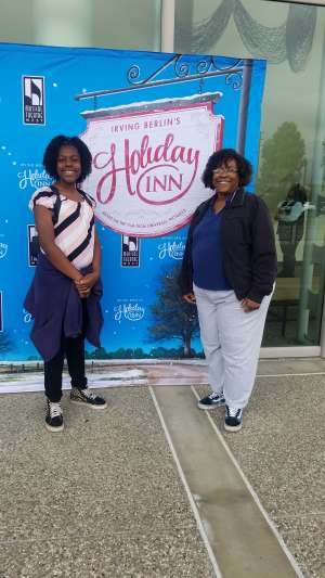 LaJuan attended Holiday Inn on Dec 14th 2019 via VetTix