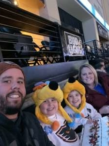 Andrew attended Lehigh Valley Phantoms vs. Hartford Wolfpack - AHL on Nov 30th 2019 via VetTix
