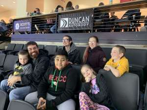 Donald attended Lehigh Valley Phantoms vs. Hartford Wolfpack - AHL on Nov 30th 2019 via VetTix