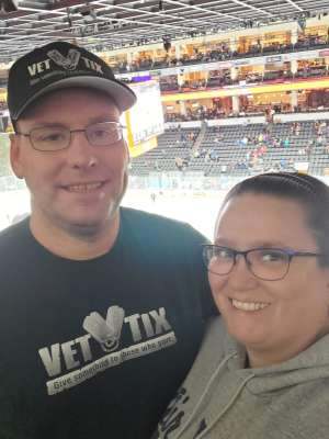 Robert attended Lehigh Valley Phantoms vs. Hartford Wolfpack - AHL on Nov 30th 2019 via VetTix
