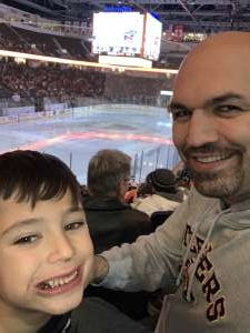 alfred attended Lehigh Valley Phantoms vs. Hartford Wolfpack - AHL on Nov 30th 2019 via VetTix