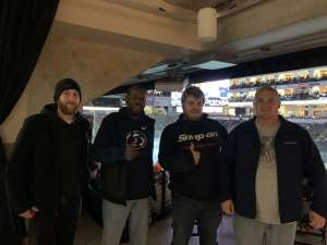 Joe attended Lehigh Valley Phantoms vs. Hartford Wolfpack - AHL on Nov 30th 2019 via VetTix