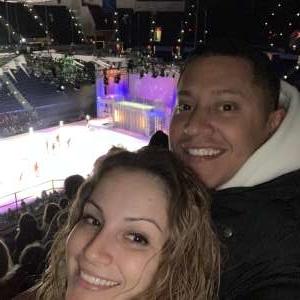 Neftali  attended Disney on Ice: Celebrate Memories on Jan 17th 2020 via VetTix