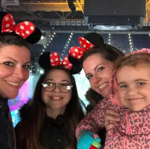 Richard  attended Disney on Ice: Celebrate Memories on Jan 17th 2020 via VetTix