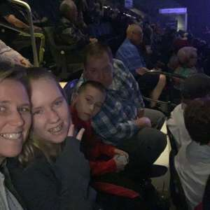 William attended Country & Christmas: Lee Greenwood & the Gatlin Brothers W/ Billy Dean on Dec 5th 2019 via VetTix