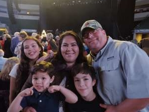 Jeremy attended Country & Christmas: Lee Greenwood & the Gatlin Brothers W/ Billy Dean on Dec 5th 2019 via VetTix