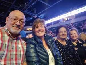 john attended Country & Christmas: Lee Greenwood & the Gatlin Brothers W/ Billy Dean on Dec 5th 2019 via VetTix