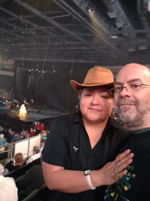 Ben attended Country & Christmas: Lee Greenwood & the Gatlin Brothers W/ Billy Dean on Dec 5th 2019 via VetTix