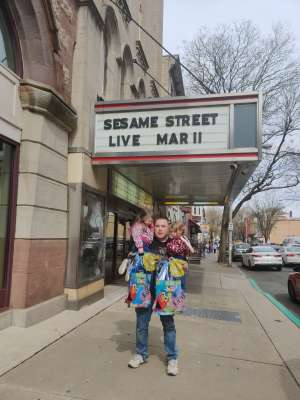 Mike P attended Sesame Street Live! Let's Party! on Mar 11th 2020 via VetTix