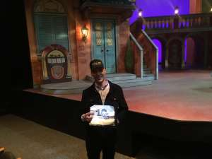 Mike attended Scapino on Dec 5th 2019 via VetTix