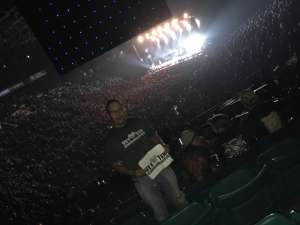 Jose attended Slayer the Final Campaign at MGM Grand Garden Arena on Nov 27th 2019 via VetTix