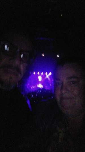 Anthony attended Slayer the Final Campaign at MGM Grand Garden Arena on Nov 27th 2019 via VetTix