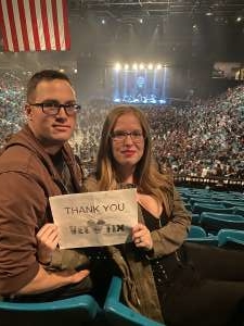 Adam attended Slayer the Final Campaign at MGM Grand Garden Arena on Nov 27th 2019 via VetTix