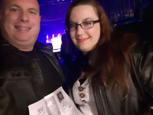 Zach attended Slayer the Final Campaign at MGM Grand Garden Arena on Nov 27th 2019 via VetTix
