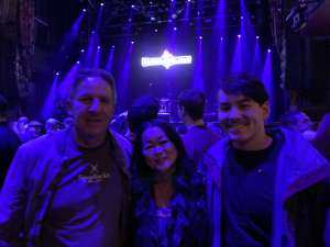 Michael attended The Pettybreakers: Tribute to Tom Petty & the Heartbreakers on Dec 5th 2019 via VetTix