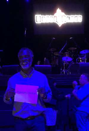 Vince attended The Pettybreakers: Tribute to Tom Petty & the Heartbreakers on Dec 5th 2019 via VetTix