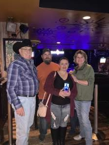 Julie Jayne attended The Pettybreakers: Tribute to Tom Petty & the Heartbreakers on Dec 5th 2019 via VetTix