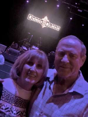 Rod attended The Pettybreakers: Tribute to Tom Petty & the Heartbreakers on Dec 5th 2019 via VetTix