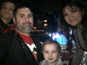 Matthew attended Sesame Street Live! Let's Party! on Jan 10th 2020 via VetTix