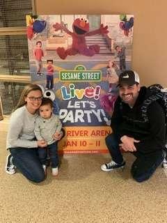 Juan attended Sesame Street Live! Let's Party! on Jan 10th 2020 via VetTix