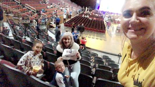 Tracy attended Sesame Street Live! Let's Party! on Jan 10th 2020 via VetTix