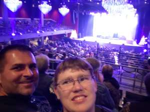 Ronald attended Rock 100. 5 Mistletoe Rock Show Featuring Collective Soul on Nov 30th 2019 via VetTix