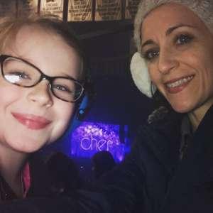 Maria attended Cher: Here We Go Again Tour on Nov 27th 2019 via VetTix