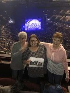 Paul attended Cher: Here We Go Again Tour on Nov 27th 2019 via VetTix
