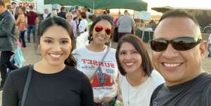 Ronnie attended Fredericksburg Hot Air Balloon Festival on Nov 29th 2019 via VetTix